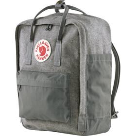 Fjällräven Kånken Re-Wool Backpack granite grey
